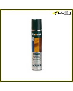 Smacchiatore spray per pelle e tessuto (200 ml)