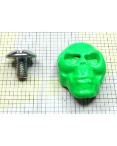 Guarnizione con vite TESCHIO Verde Fluo