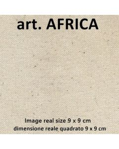 Heavy cotton thermoadhesive canvas Africa