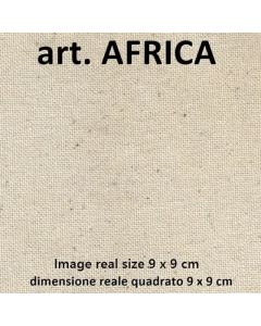 Cotton Thermo-Adhesive Canvas art. AFRICA h.150 cm