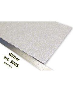 Tessuto metallizzato GLITTER Grana Fine
