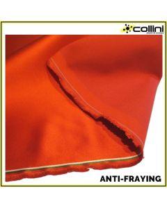 Attilio Imperiali silk satin anti-fraying fabric