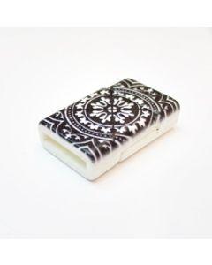 Chiusura magnetica in plastica per braccialetti art.Z121013G