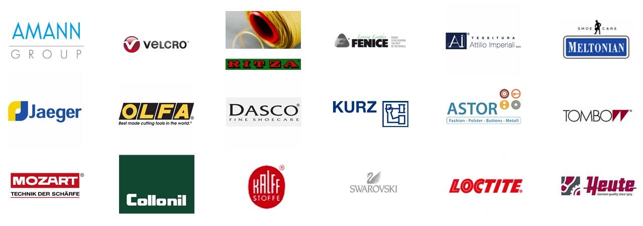 I nostri brands - Grandi Marchi per Grande Qualità