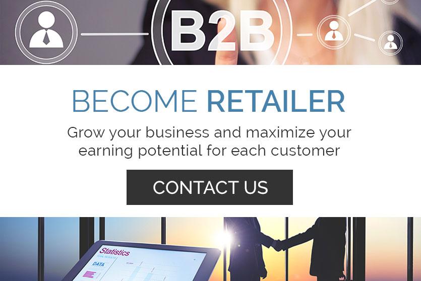 Become retailer