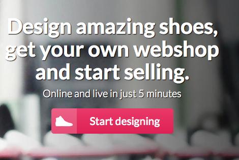AliveShoes - Start designing