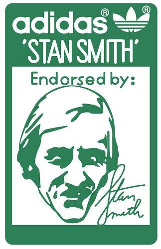 Stan Smith label